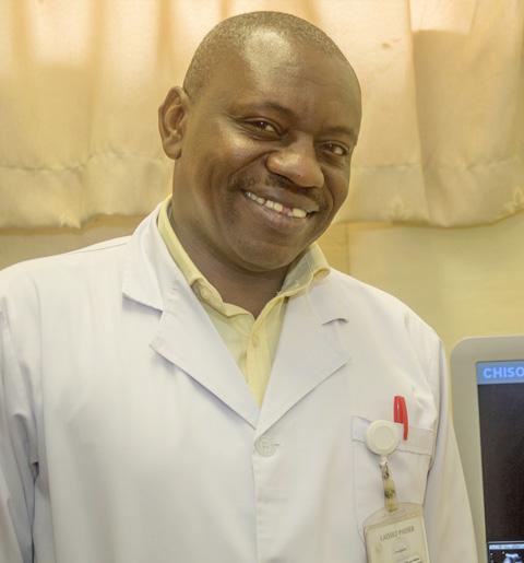Dr Quentin KABUNGA